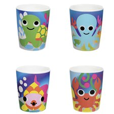 Ocean Kids Cup (Set of 4)