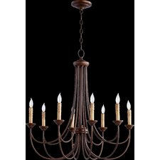 Brooks 8-Light Candle-Style Chandelier