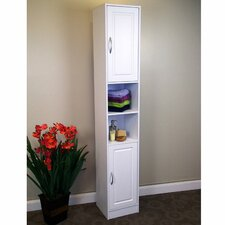 """Lucy 12.25"""" W x 71.5"""" H Linen Tower"""