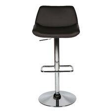 Maya Adjustable Height Swivel Bar Stool