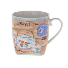 Crown Regal 10cm Fine Bone China Herbal Tea Mug