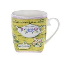 Crown Regal 10cm Fine Bone China English Breakfast Tea Mug