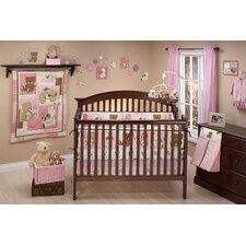 Anna 10 Piece Crib Bedding Set