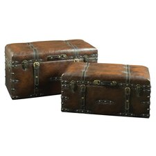 Just in Case 2 Piece Trunk Set