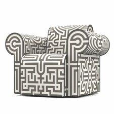 Labyrinth Armchair