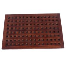 Lattice  Shower Mat