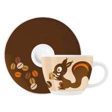 2-tlg. Espressotassen-Set My Little Darling