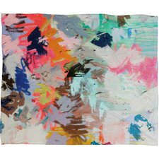 Kent Youngstrom Really Fleece Throw Blanket