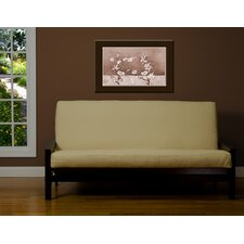 Linen Futon Slipcover  by Siscovers