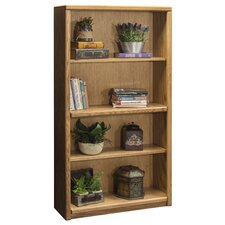 "Contemporary 60"" Standard Bookcase"