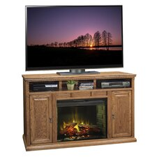 """Scottsdale 62"""" TV Stand with Electric Fireplace"""