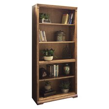 "Scottsdale Oak 72"" Standard Bookcase"
