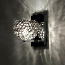 "Gia 4.5"" Glass Sphere Wall Sconce Shade"
