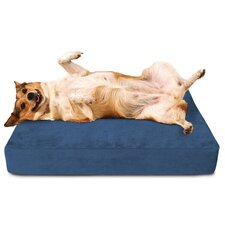 Crypton Dog Bed with Waterproof Cover