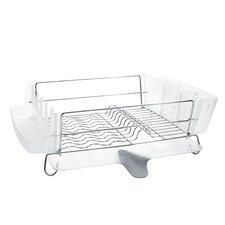 Good Grips Folding Stainless Steel Dish Rack