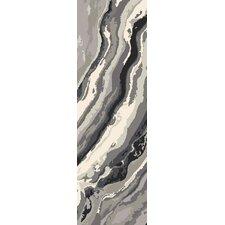 Gemini Handmade Gray Area Rug