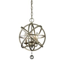 Acadia 3-Light Globe Pendant