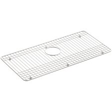 "Dickinson Stainless Steel Sink Rack, 27-1/2"" x 13-1/4"""