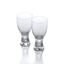 Tapio White Wine Glasses (Set of 2)