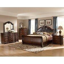 Hillcrest Manor Sleigh Customizable Bedroom Set