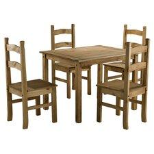 Essgruppe Traditional Corona mit 4 Stühlen