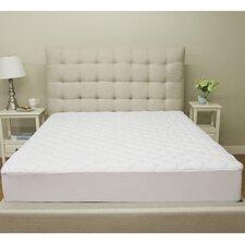 Deluxe Defend-A-Bed Quilted Hypoallergenic Waterproof Mattress Protector