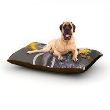 'My Elephant with Headdress' Dog Bed