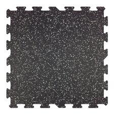 "23"" x 23"" x 8mm - Professional Grade Rubber Tile (Set of 9)"