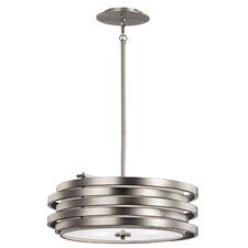Roswell 3-Light Pendant