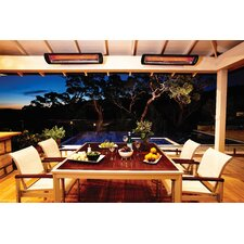 Tungsten 6000 Watt Electric Mounted Patio Heater