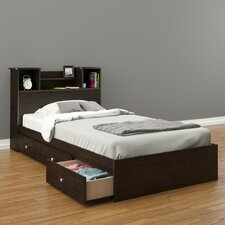 Pocono Platform Bed with Storage