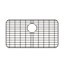"""25.63"""" x 1"""" Sink Grid"""