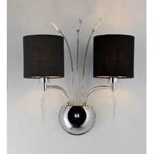 Sophie 2-Light Wall Sconce