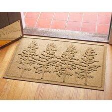 Aqua Shield Fir Forest Doormat