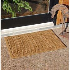 Lou-Anne Chevron Doormat