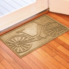 Aqua Shield Bicycle Doormat