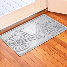 Aqua Shield Bicycle Doormat