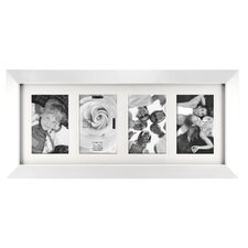 "Berkeley 4 Opening 4"" x 6"" Picture Frame"