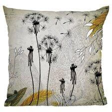 Iveta Abolina Little Dandelion Throw Pillow