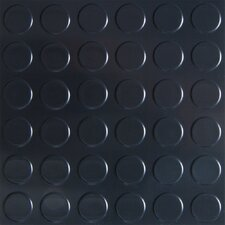 """Commercial Coin 120"""" x 288""""  Floor Cover"""