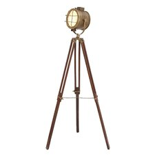 "Cinema Studio 70"" Tripod Floor Lamp"