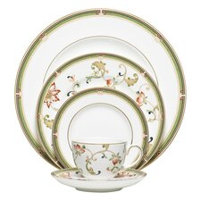 Oberon Bone China 5 Piece Place Setting, Service for 1