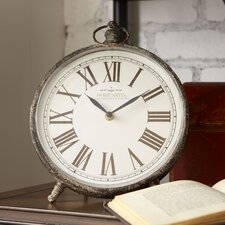 Arcada Table Clock