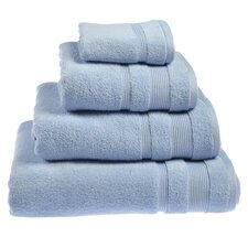 Zero Twist Egyptian Quality Cotton Hand Towel (Set of 2)