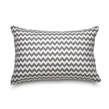Queen Chevron Double Brushed Ultra Microfiber Pillowcase (Set of 2)