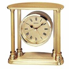 Executive Column Floating Clock