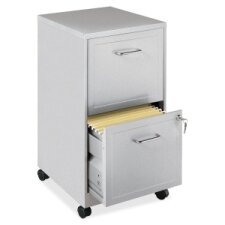 "Bessie 18"" 2-Drawer Mobile File Cabinet"