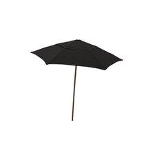 7.5' Push Up Canopy Hexagonal Market Umbrella