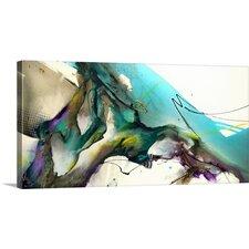 Trust the Flow by Jonas Gerard Framed on Canvas