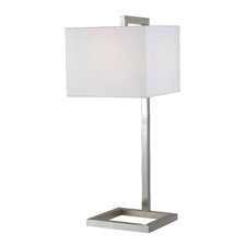 "4 Square 30"" Arched Table Lamp"